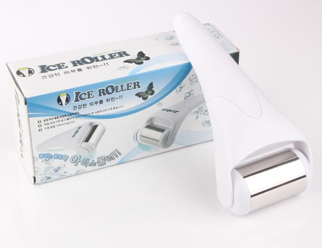 PC Handle Face Ice Roller Kit , Cooling Therapy Derma Ice Roller For Refresh Skin