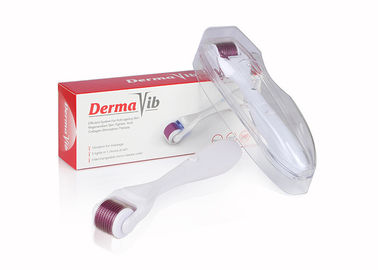 Skin Care LED Derma Roller For Wrinkle Removal Four Different Light