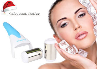 Derma Rolling System Ice Face Roller Skin Rejuvenation Device With Soft Stainless Head