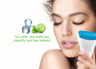 Ridoki Pain Relief Ice Massage Roller For Face / Eye / Puffiness Logo Printing Available